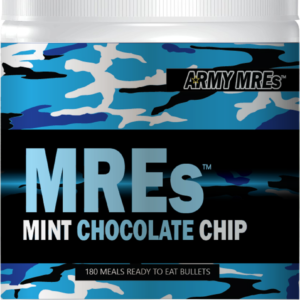 Meal Ready-to-eat ARMY MRE Mint Chocolate